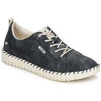 Pantofi Femei Pantofi sport Casual Mustang NINA Albastru