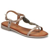 Pantofi Femei Sandale  Mustang ANITTA Bronz