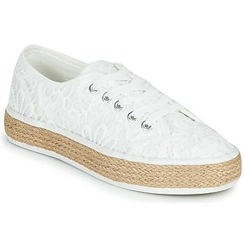 Pantofi Femei Pantofi sport Casual Banana Moon ECHA MURRAY Alb