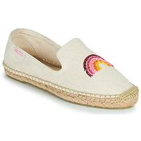 Pantofi Femei Espadrile Banana Moon THAIS MAWERA Bej