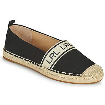 Pantofi Femei Espadrile Lauren Ralph Lauren CAYLEE Negru