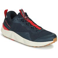 Pantofi Bărbați Drumetie și trekking Columbia FACET 15 OD Negru / Roșu
