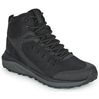 Pantofi Bărbați Drumetie și trekking Columbia TRAILSTORM MID WATERPROOF Negru