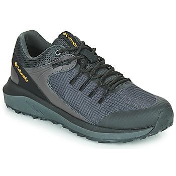 Pantofi Bărbați Drumetie și trekking Columbia TRAILSTORM WATERPROOF Negru