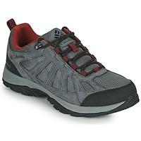 Pantofi Bărbați Drumetie și trekking Columbia REDMOND III WATERPROOF Gri