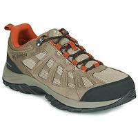 Pantofi Bărbați Drumetie și trekking Columbia REDMOND III WATERPROOF Maro