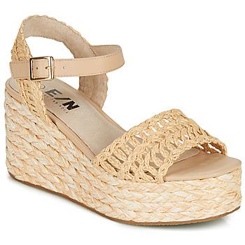 Pantofi Femei Espadrile Elue par nous JISPY Bej