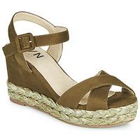 Pantofi Femei Sandale  Elue par nous JOHAN Verde