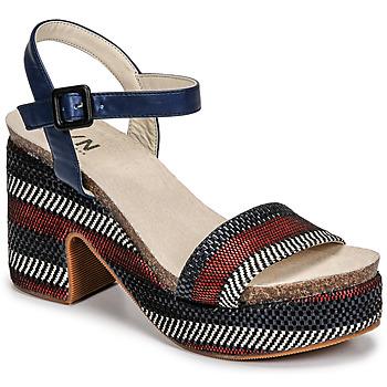 Pantofi Femei Sandale  Elue par nous JOKARY Albastru