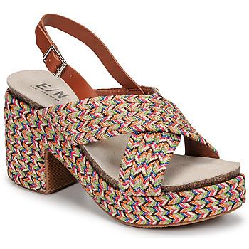 Pantofi Femei Sandale  Elue par nous JOMARIN Bej
