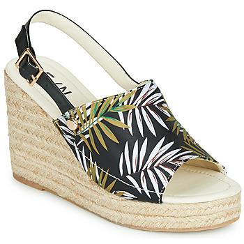 Pantofi Femei Sandale  Elue par nous JOTTA Negru