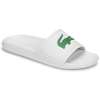 Pantofi Bărbați Șlapi Lacoste CROCO SLIDE 119 1 CMA Alb / Verde