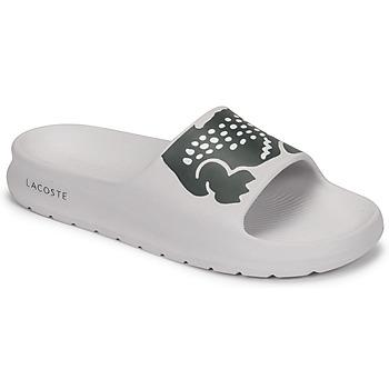 Pantofi Femei Șlapi Lacoste CROCO 2.0 0721 1 CFA Alb / Negru