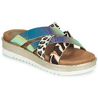 Pantofi Femei Papuci de vară Metamorf'Ose JAKOUTE Multicolor