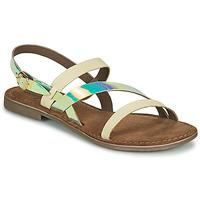Pantofi Femei Sandale  Metamorf'Ose JALADIN Alb