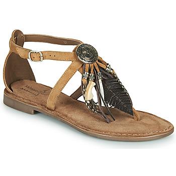 Pantofi Femei Sandale  Metamorf'Ose JALAP Bej
