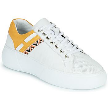 Pantofi Femei Pantofi sport Casual Metamorf'Ose JANINA Galben