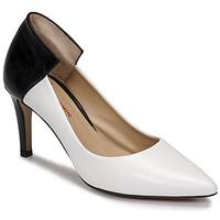 Pantofi Femei Pantofi cu toc Perlato 11764-VENUS-BLANC-JAMAICA-NOIR Alb / Negru