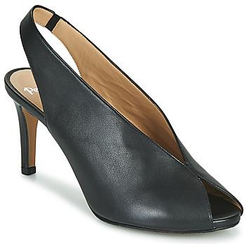Pantofi Femei Sandale  Perlato 11794-VENUS-NOIR Negru