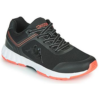 Pantofi Femei Fitness și Training Kappa FASTER Negru / Roz