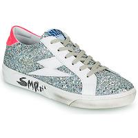 Pantofi Femei Pantofi sport Casual Semerdjian CATRI Argintiu / Roz