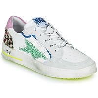 Pantofi Femei Pantofi sport Casual Semerdjian ARTO Alb / Gri / Albastru