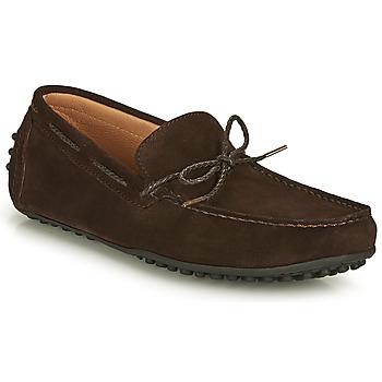 Pantofi Bărbați Mocasini Brett & Sons CHATAINE Maro