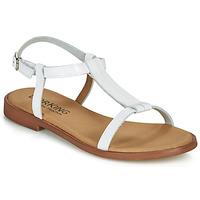 Pantofi Femei Sandale  Dorking LEYLA Alb