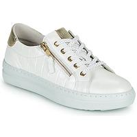 Pantofi Femei Pantofi sport Casual Dorking VIP Alb / Argintiu