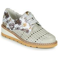 Pantofi Femei Pantofi Derby Dorking TETRIS Gri