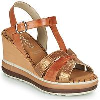 Pantofi Femei Sandale  Dorking TOTEM Maro