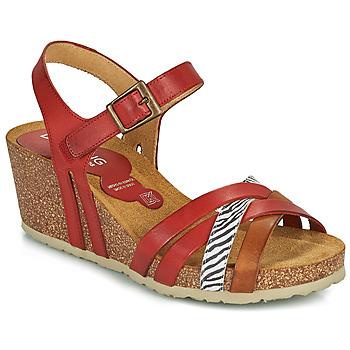 Pantofi Femei Sandale  Dorking PALMA Roșu