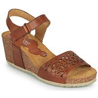 Pantofi Femei Sandale  Dorking PALMA Maro