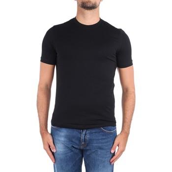 Îmbracaminte Bărbați Tricouri mânecă scurtă Cruciani CUJOSB G30 No Colour