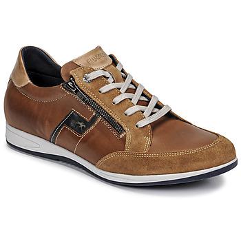 Pantofi Bărbați Pantofi sport Casual Fluchos 0207-AFELPADO-CAMEL Maro
