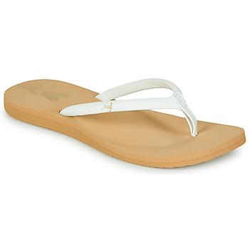 Pantofi Femei  Flip-Flops Reef REEF SEAS Alb