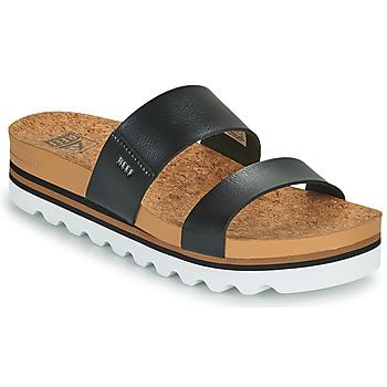 Pantofi Femei Șlapi Reef CUSHION VISTA HI Negru