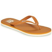 Pantofi Bărbați  Flip-Flops Reef REEF SEASIDE MuȘtar