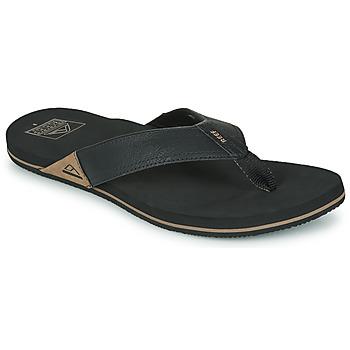 Pantofi Bărbați  Flip-Flops Reef REEF NEWPORT Negru