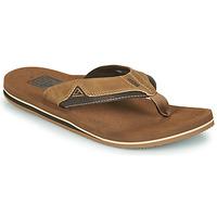 Pantofi Bărbați  Flip-Flops Reef CUSHION DAWN Maro