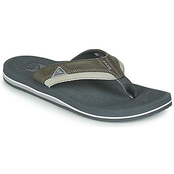 Pantofi Bărbați  Flip-Flops Reef CUSHION DAWN Gri