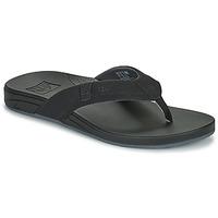 Pantofi Bărbați  Flip-Flops Reef CUSHION SPRING Negru