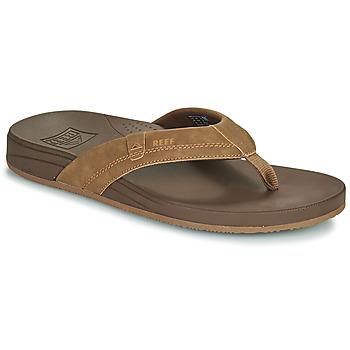 Pantofi Bărbați  Flip-Flops Reef CUSHION SPRING Maro