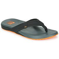 Pantofi Bărbați  Flip-Flops Reef CUSHION PHANTOM Negru / Portocaliu