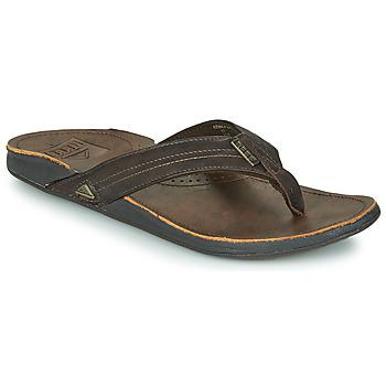 Pantofi Bărbați  Flip-Flops Reef REEF J-BAY III Maro