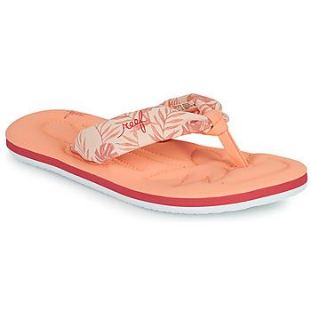 Pantofi Fete  Flip-Flops Reef KIDS POOL FLOAT Roz