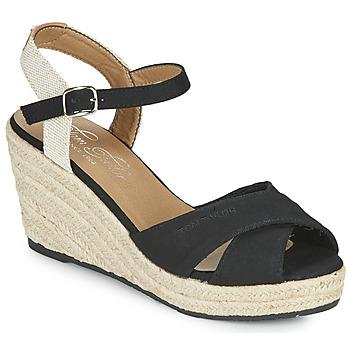Pantofi Femei Sandale  Tom Tailor NOUMI Negru