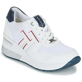 Pantofi Femei Pantofi sport Casual Tom Tailor JISEL Alb
