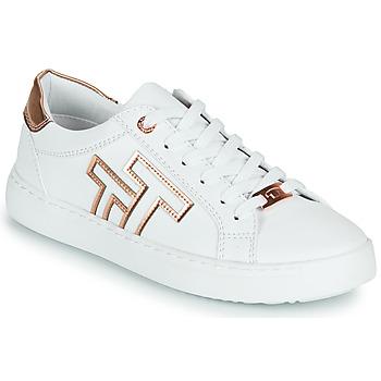 Pantofi Femei Pantofi sport Casual Tom Tailor POUCE Alb