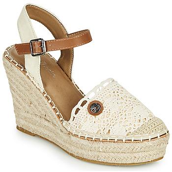 Pantofi Femei Sandale  Tom Tailor DEB Crem